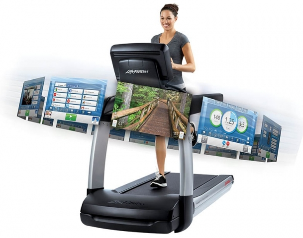 Discover Features Treadmill