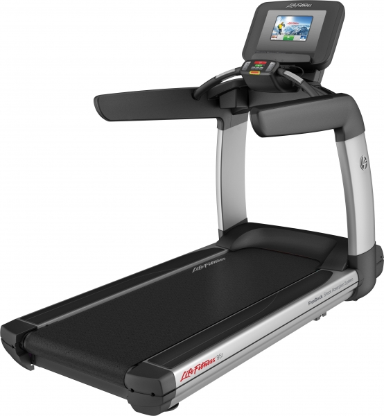 Life Fitness Treadmill Amperage: Elevation Series Treadmill With Discover SI/SI-TV