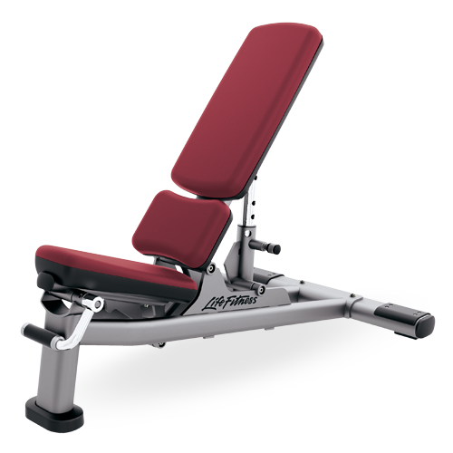 Multi Adjustable Bench Smab Life Fitness