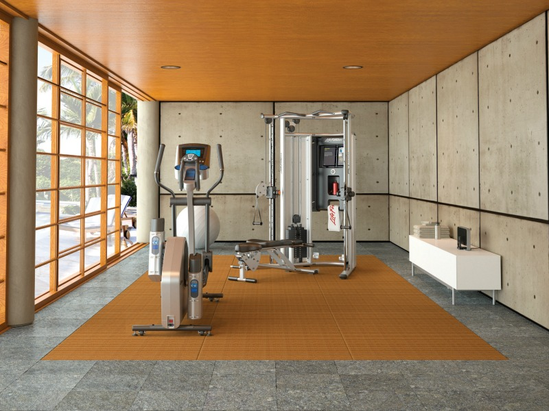 G7 Cable Motion Home Gym Life Fitness