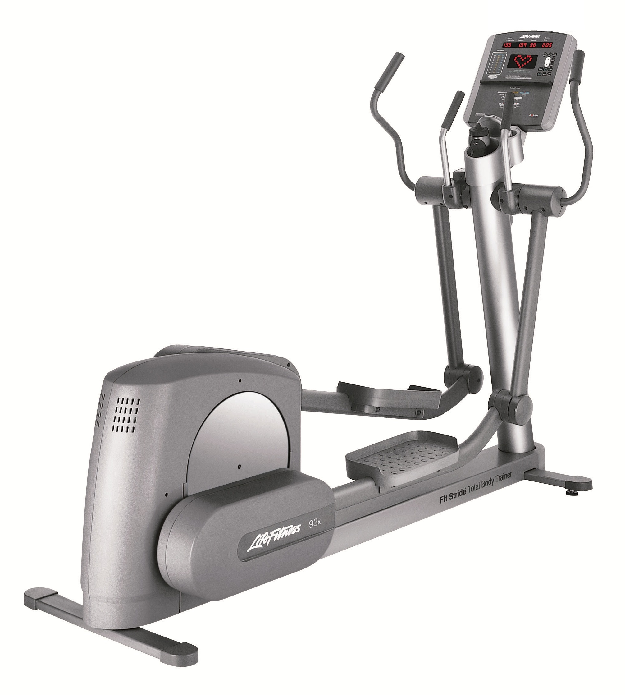 Refurbished 93x cross trainer life fitness for Gym life fitness