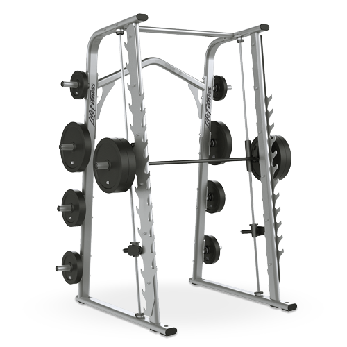 Smith Rack Ossm Life Fitness