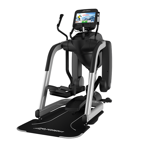 Life Fitness Treadmill Discover Si: Refurbished Elevation Series FlexStrider With Discover™ SE