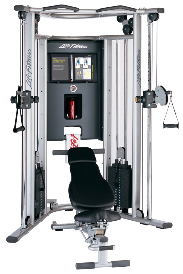 g7 cable motion home gym life fitness. Black Bedroom Furniture Sets. Home Design Ideas