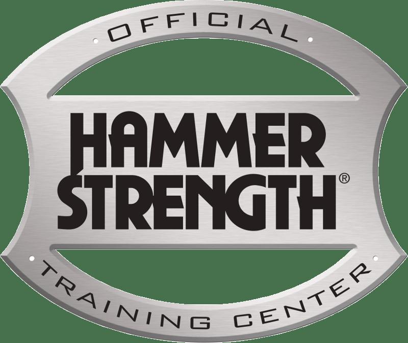 Gym Equipment Logo: Hammer Strength