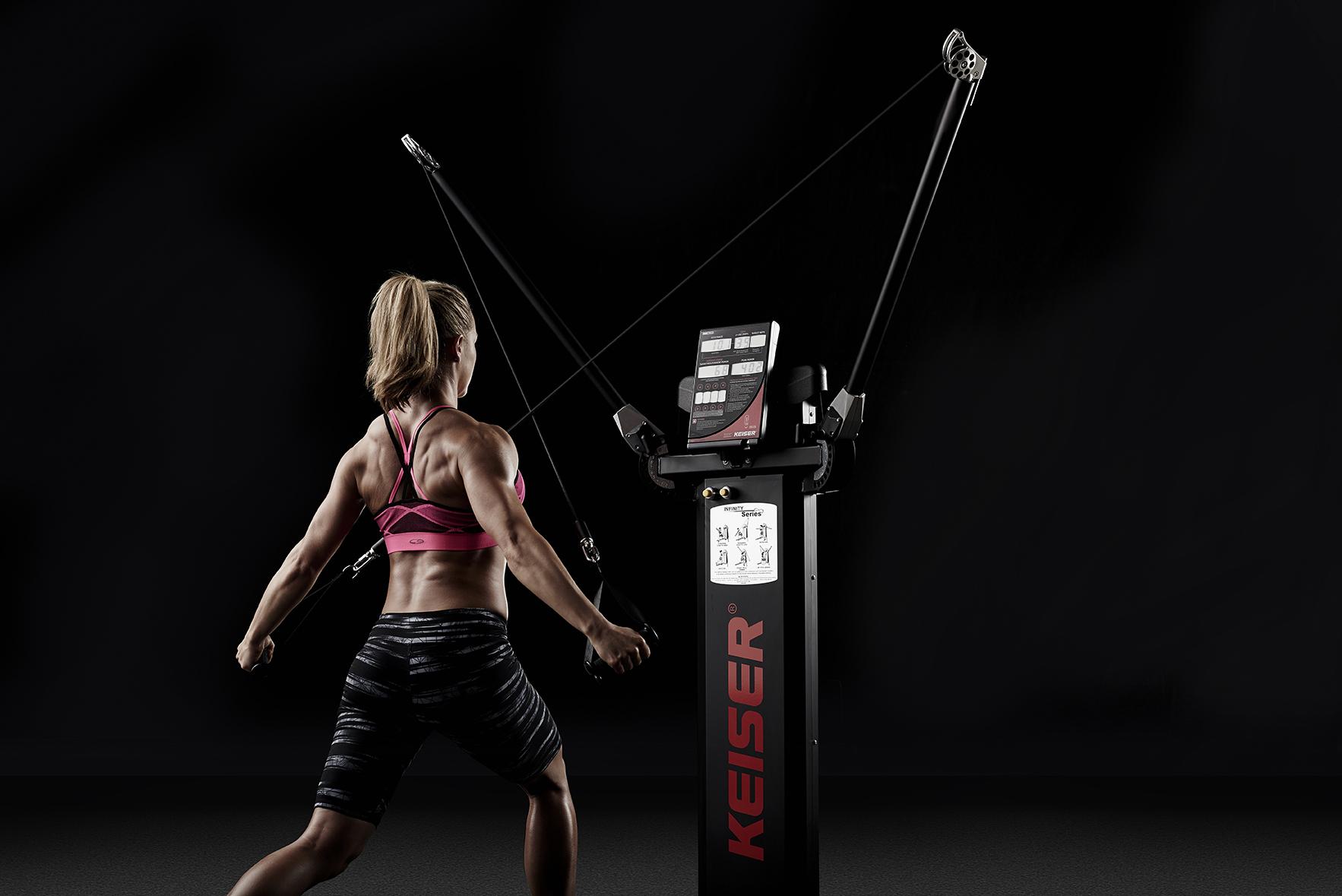 Keiser Functional Trainer Life Fitness