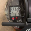 Home Rowing Machine console